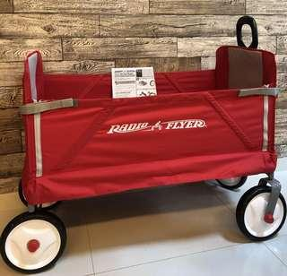 [ReadyStock] RadioFlyer 3in1 Foldable Wagon (Base) Free Delivery