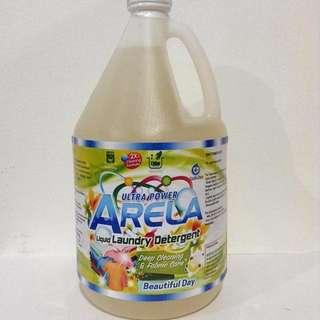 Arela Liquid Detergent HE 3.5 liters Gallon