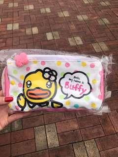 B Duck 筆袋 Buffy 化妝袋/萬用袋