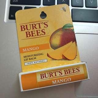 BNIP Burts Bees Mango Lip Balm