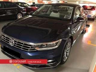 Volkswagen Passat 2.0A TSI