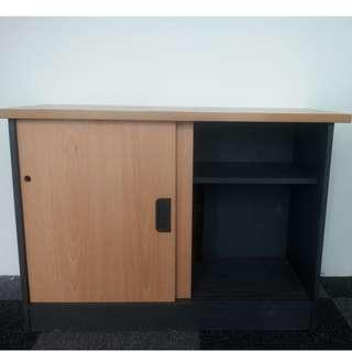 Low Cabinet (Light Brown)
