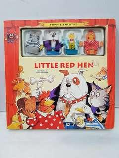 🚚 Puppet Theatre : Little Red Hen
