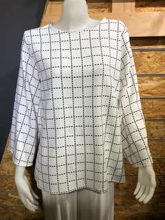 a8f6192abe4c7 Brandy Melville inspired Porter Glitter Sheer Mesh Top