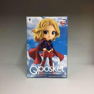 Qposket Superwoman Figures