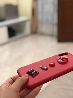 elmo iphone x casing