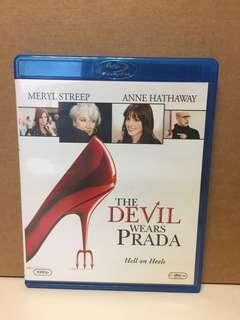 Blu-ray The Devil wears Prada