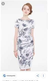 Melodie intoxiquette dress