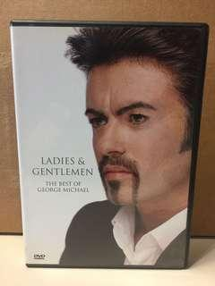 The Best of George Michael DVD