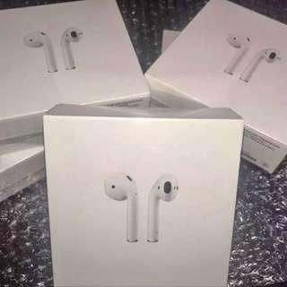 5x Apple AirPods | SEALED
