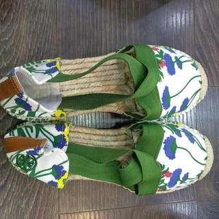 美國大牌tb鞋 涼鞋 漁夫鞋