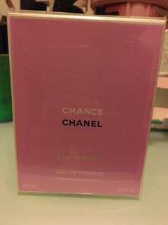 全新Chanel Chance Eau Vive