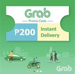 Grab delivery promo code