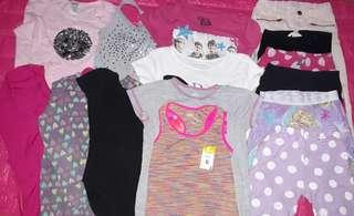 Set A baby girl 6-7yrs old