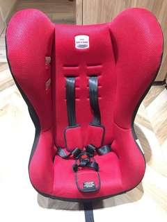 Britax Safeguard Convertible (Crimson) Car Seat