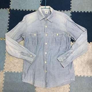 Uniqlo 襯衫