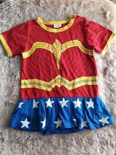 Wondergirl Onesie