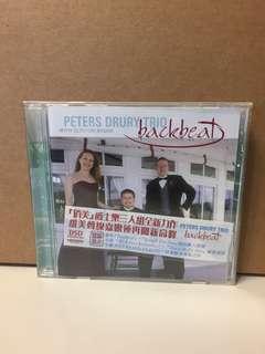 Peters Drury Trio backbeat CD