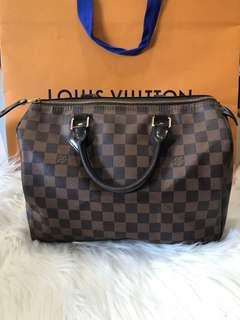 [FINAL 880$]Louis Vuitton Speedy 30