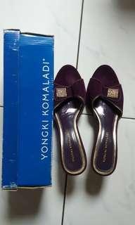 High heel Yongki Komaladi