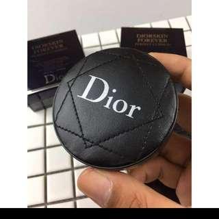 迪奧dior皮革氣墊粉底