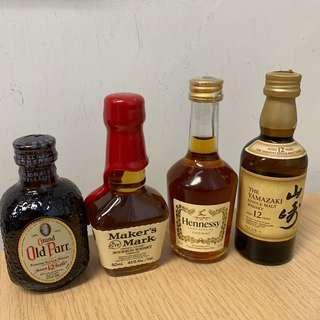 酒辦4支 日本貨