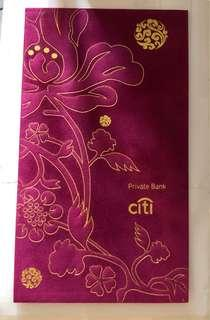🚚 Citibank private bank red packet