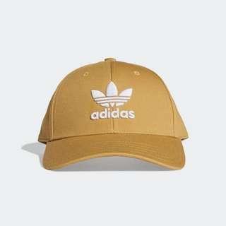 🚚 Instock Authentic Adidas Trefoil Classic Cap