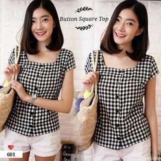 button squared top