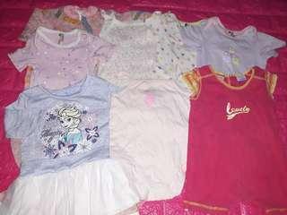 Set B baby girl 12-18mos