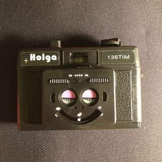 Holga 135TIM 雙格底片相機