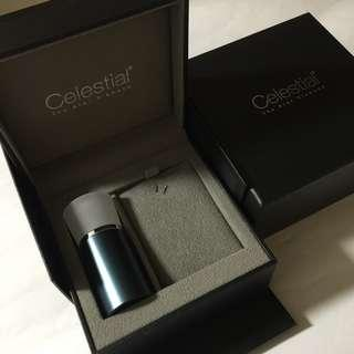 GOLDHEART CELESTIAL Diamond Box with Stargazer