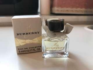 Mini Burberry Perfume