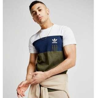 New With Tag ADIDAS ORIGINALS ID96 Tee Shirt (Small)