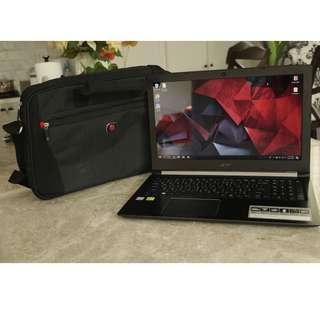 Acer Aspire 5 Intel Core i5 8th Gen Nvidia MX130 Slim Laptop