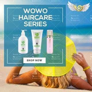 🚚 Wowo Haircare Series