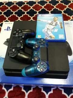 Playstation 4 Full Set