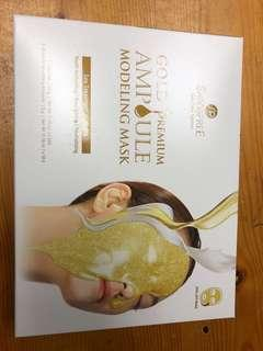 Shangpree gold mask