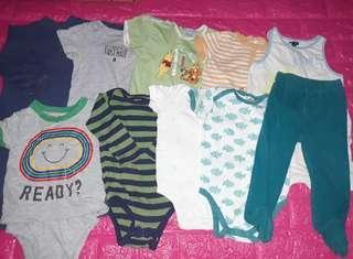 Set A baby boy 12-18mos