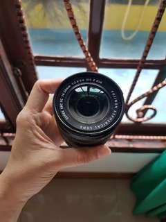 Fujifilm Fujinon 16-50mm F3.5-5.6 OIS II