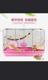 Carno - Syrian hamster Cage