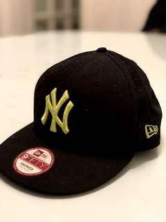 [全新正貨!] New Era NY cap (男女適用)