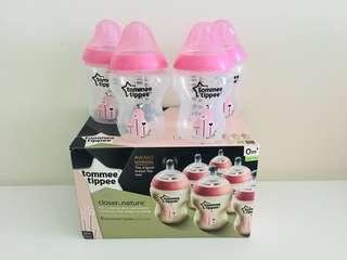 NEW Tommee Tippee Bottles 9oz