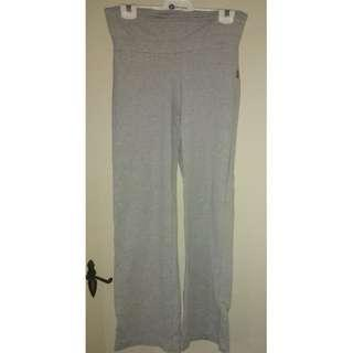 Bonds grey yoga pants