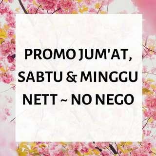 START Promo JSM ~ NETT
