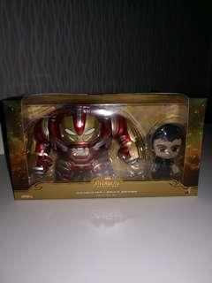 Cosbaby Hulkbuster 2.0 Bruce Banner infinity War hot toys