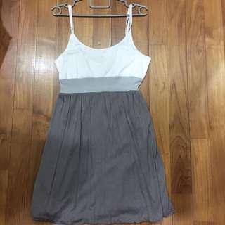 Basic Empire Waist Dress