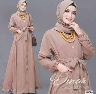 Dinar dress