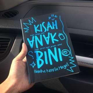 Kisah Anak Bini (Buku Pojok) #MMAR18