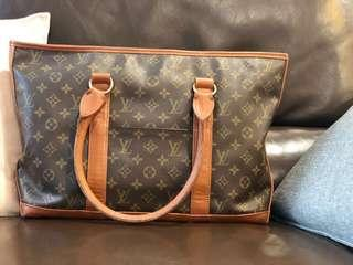 Authentic Louis Vuitton weekend tote